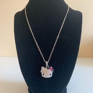 Other - Hello Kitty pendant and necklace